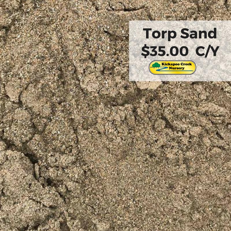 torp sand