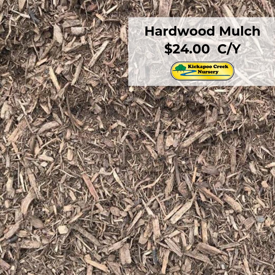 hardwood mulch 24